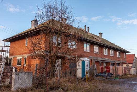 Górecka, Stabłowice, Wrocław - Deweloper Dombudus. Domy na sprzedaż